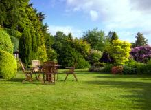 Nawadnianiem ogrodów iterenów zielonych